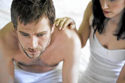 Страх перед сексам у мужчин